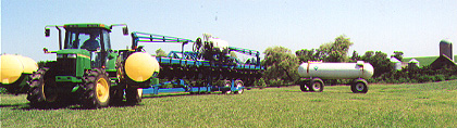 Exactrix Products Kinze Nh3 Planter